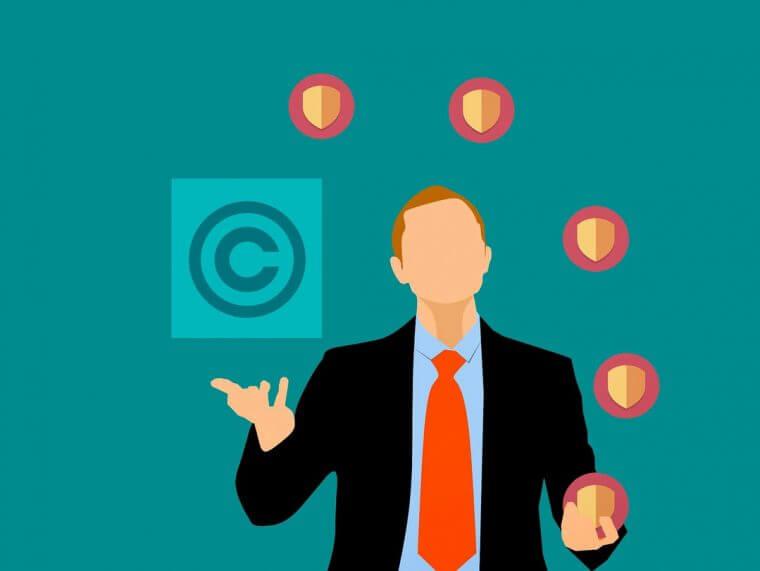 Varovanje znamke, modela in patenta