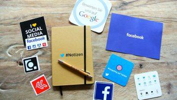 Vizualne komunikacije za promocijo na socialnih omrežjih