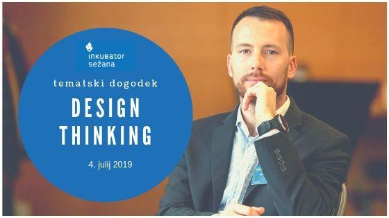 Tematski dogodek: Design Thinking
