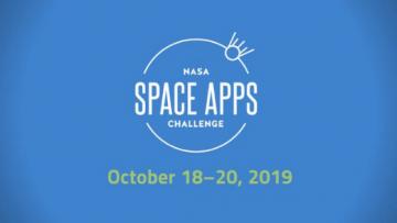 Nasa Space Apps Challenge oktobra v Sežani