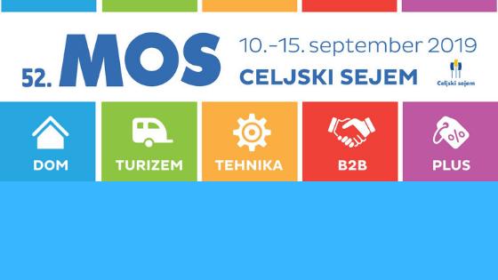 MOS 2019 in dogodek Podjetna Slovenija 2019