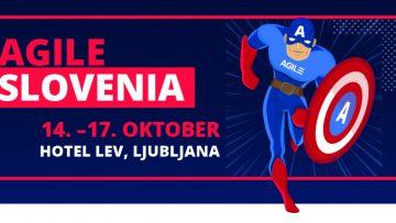 Konferenca Agile Slovenia 2019