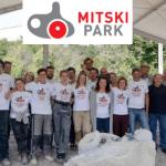 Kamniti označevalci Mitskega parka ugledali luč v Rodiku