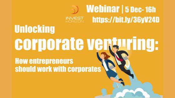 Webinar na temo financiranja rasti podjetja
