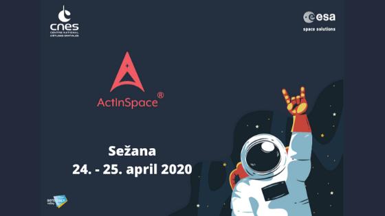 V Sežano prihaja ActInSpace®