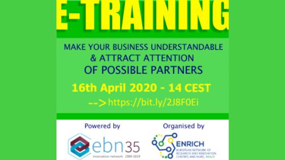 Obvladujte svoje poslovanje in pritegnite pozornost potencialnih partnerjev