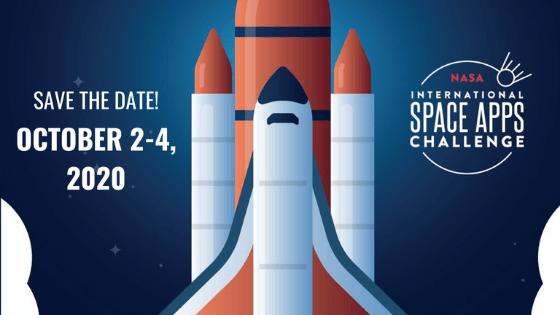 Space Apps bo letos potekal virtualno