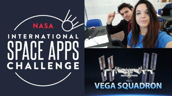 V Sežani smo ponovno reševali izzive vesoljske agencije NASA