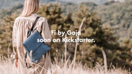Gaja, se vidimo na Kickstarterju!